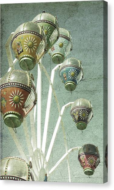 Canvas Print - Carnivale by Andrew Paranavitana