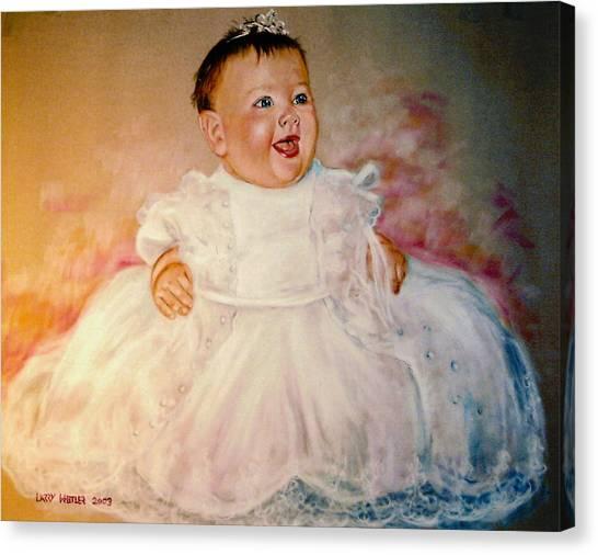 Carol's Niece Canvas Print