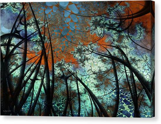 Carr1 Canvas Print