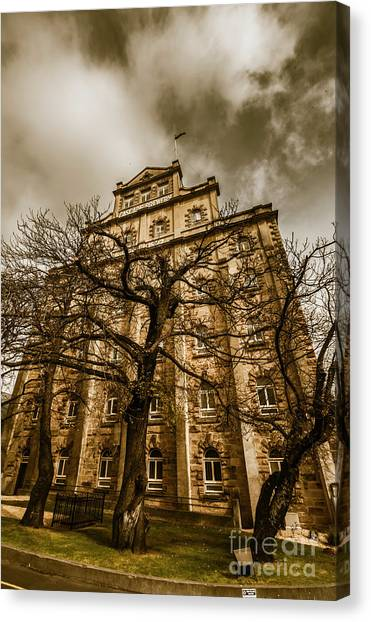 Brewery Canvas Print - Cascade Brewery by Jorgo Photography - Wall Art Gallery