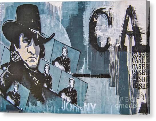 Cash Canvas Print