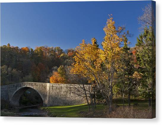 Casselman River Bridge Canvas Print