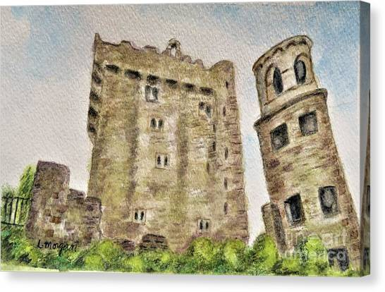 Castle Blarney Canvas Print