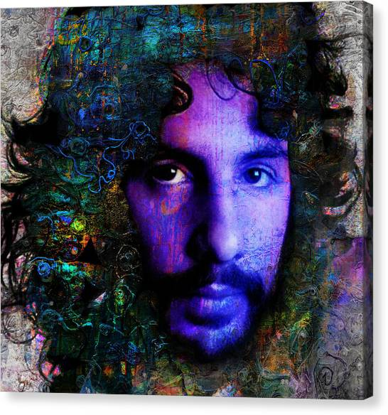 Cat Stevens Canvas Print