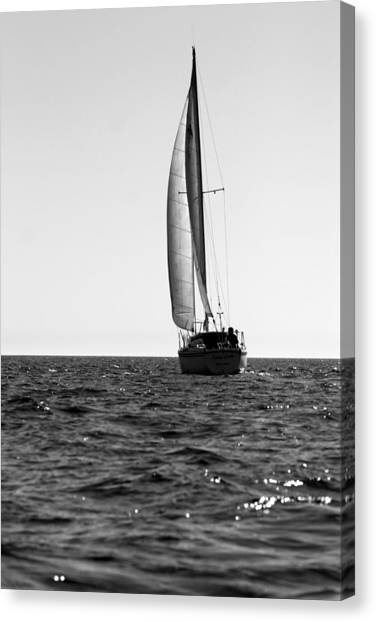 Catalina 27 Canvas Print