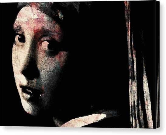 Texture Canvas Print - Catch Your Dreams Before The Slip Away by Paul Lovering