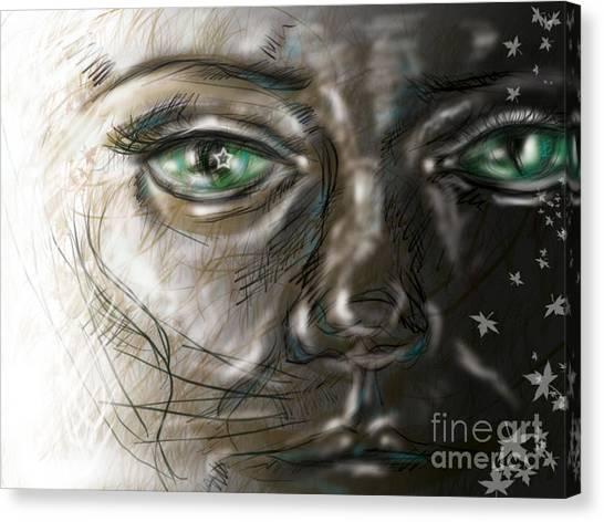 Catface Canvas Print