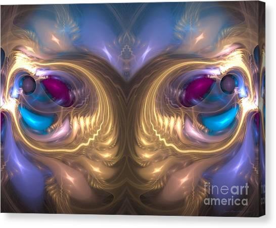 Catharsis - Abstract Art Canvas Print