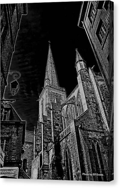 Cathedrale St/. Vincent Canvas Print