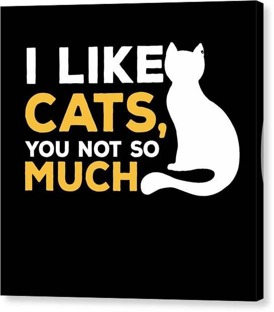 Ocicats Canvas Print - Cats by Kaylin Watchorn