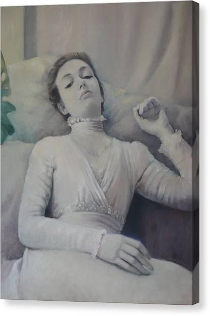 Cecily Canvas Print
