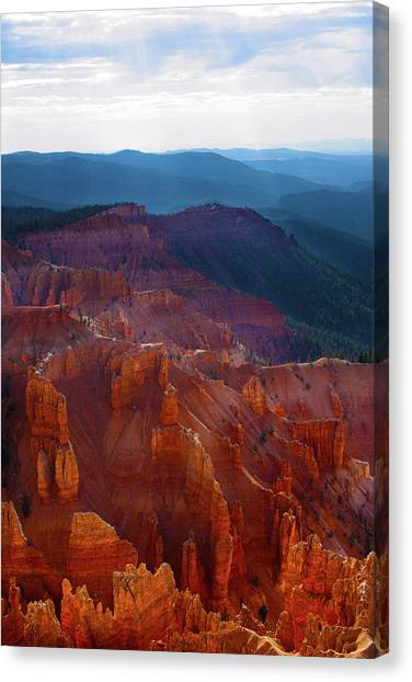 Cedar Breaks Brilliance Canvas Print