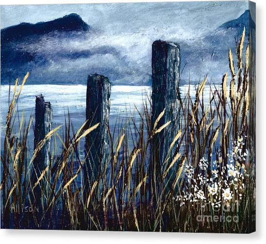 Cedar Cove  Canvas Print
