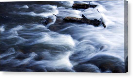Cedar Creek Rapids Canvas Print