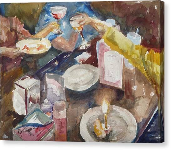 Celebration Canvas Print by Dorothy Herron