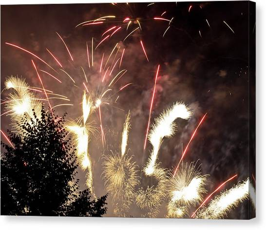 Ridgewood Canvas Print - Celebration by Jim DeLillo