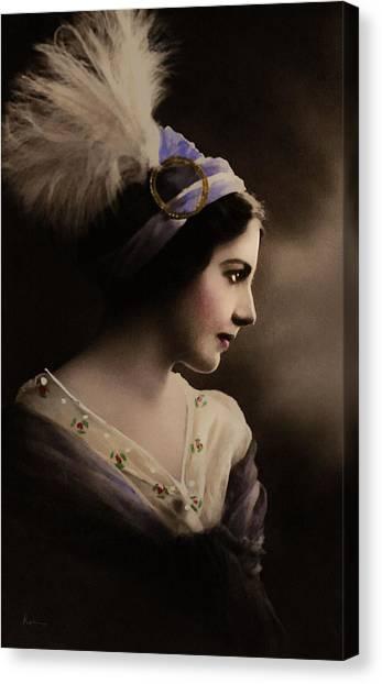 Celeste Aida Canvas Print