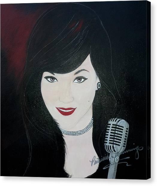 Celeste Barbier Canvas Print