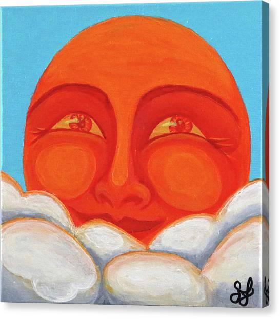 Celestial 2016 #1 Canvas Print