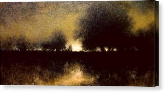 Canvas Print - Celestial Place #6 by Jim Gola
