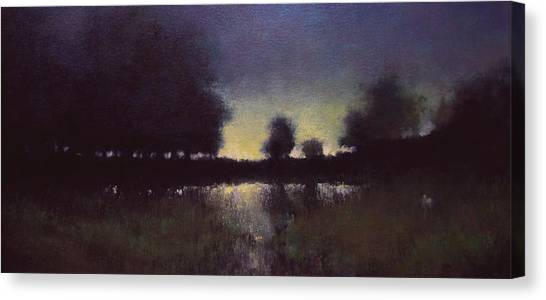 Canvas Print - Celestial Place #8 by Jim Gola