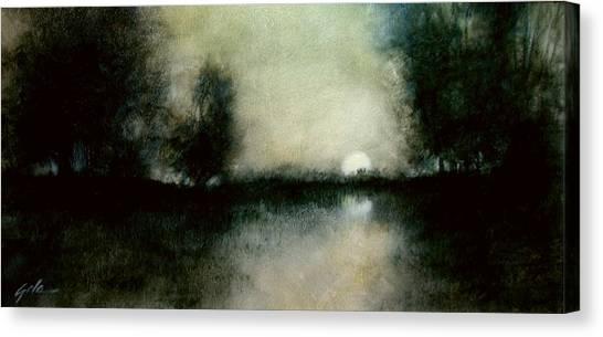 Canvas Print - Celestial Place by Jim Gola