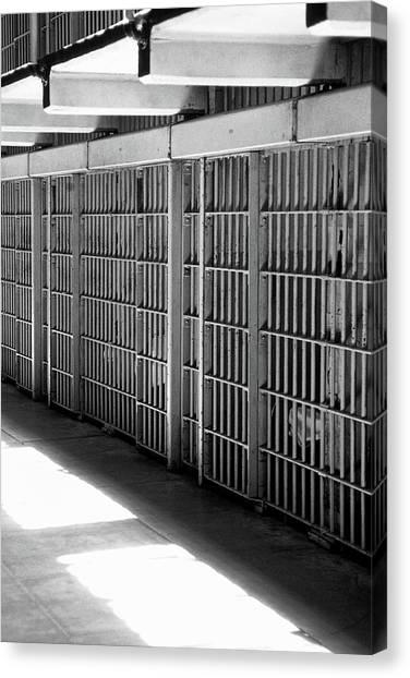 Cellblock A Canvas Print