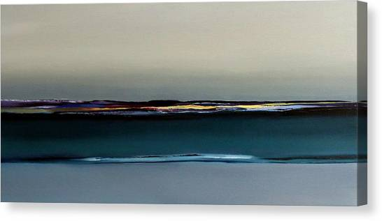 Celtic Sea Canvas Print by Ronald Dykes