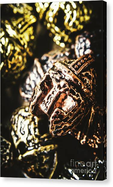 Greek Art Canvas Print - Centurion Of Battle by Jorgo Photography - Wall Art Gallery