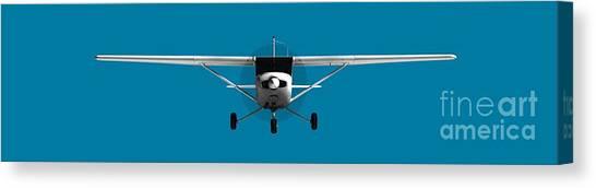 Cessna 152 Canvas Print