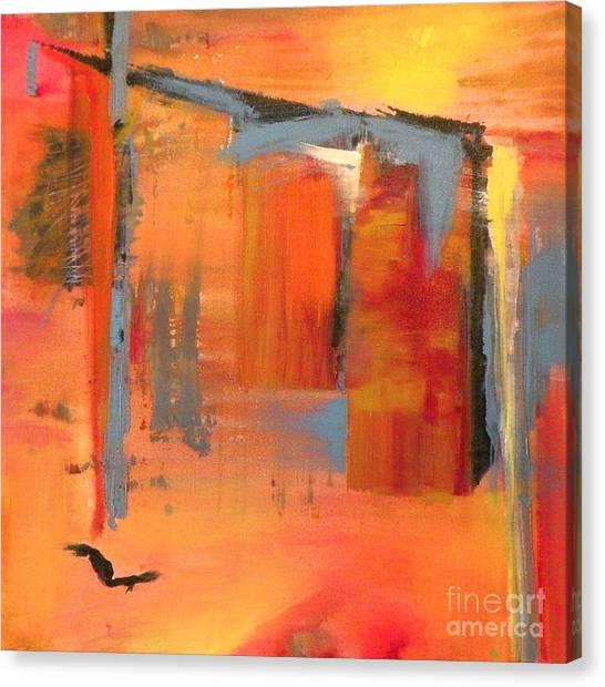 Chai Canvas Print by Susan A Becker