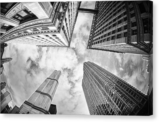 Change Of Perspective Canvas Print