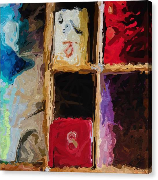 Canvas Print - Channeling Joeseph 2 by Modern Art