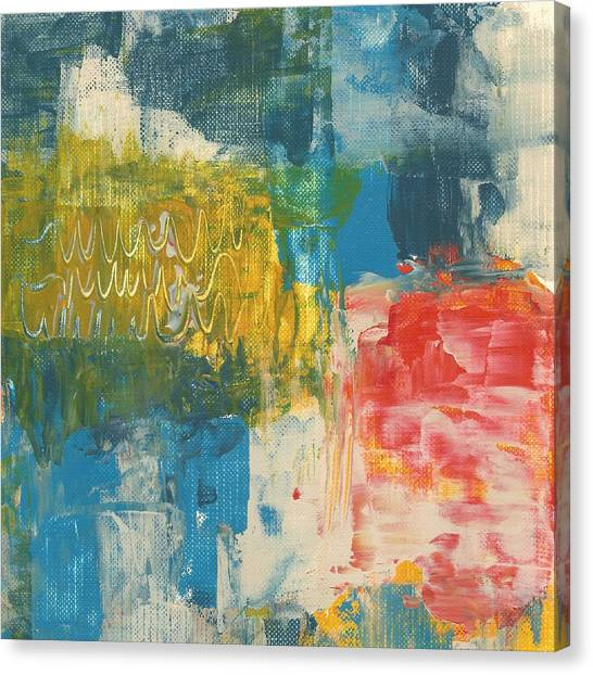 Hoopla Canvas Print