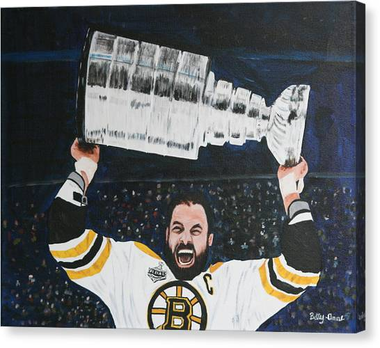 Chara And The Cup Canvas Print
