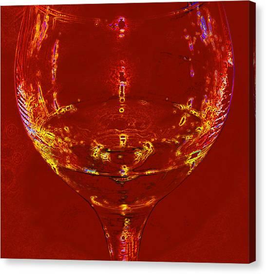 Chardonnay Canvas Print
