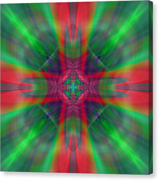 Charmed Luminescence Canvas Print