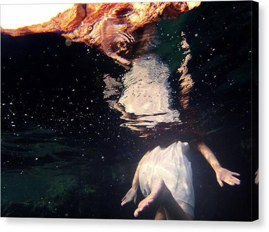Chasing Sirens Canvas Print