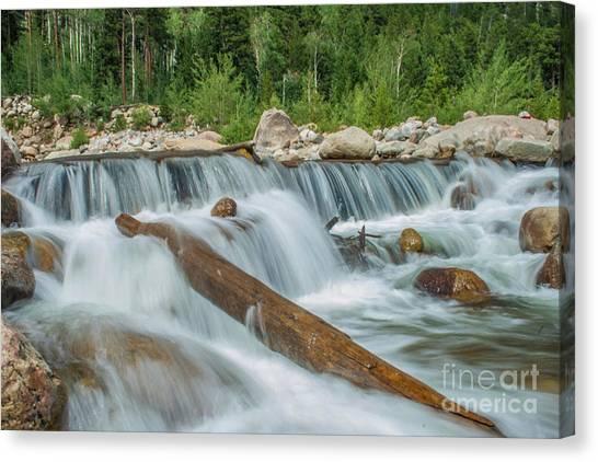 Chasm Falls Canvas Print