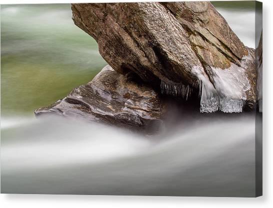 Chattooga River 20 Canvas Print by Derek Thornton