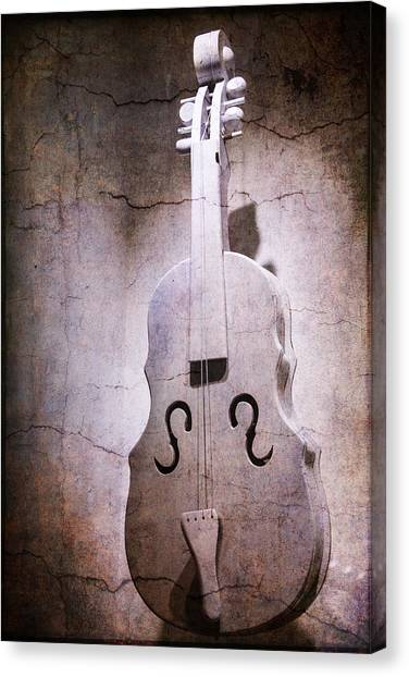Cellos Canvas Print - Chello Abstract by Garry Gay