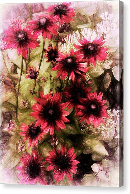 Cherry Brandy Canvas Print