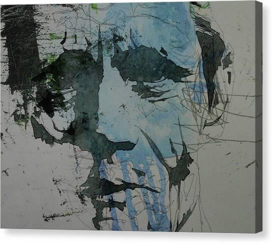 Oklahoma Canvas Print - Chet Baker  by Paul Lovering