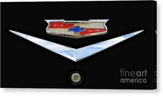 Chevrolet Bel Air Emblem Canvas Prints Page 4 Of 4 Fine Art America