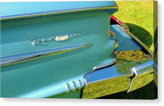 Chevy Bel Air Canvas Print