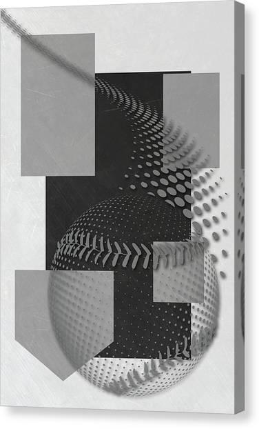 Chicago White Sox Canvas Print - Chicago White Sox Art by Joe Hamilton