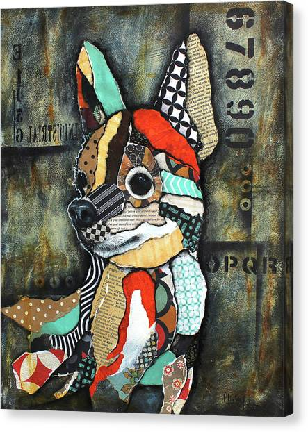 Chihuahua 2 Canvas Print