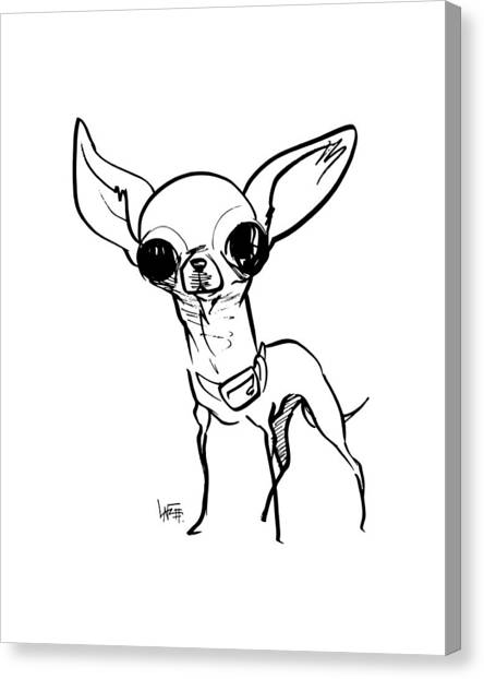 Chihuahua Canvas Prints Page 5 Of 65