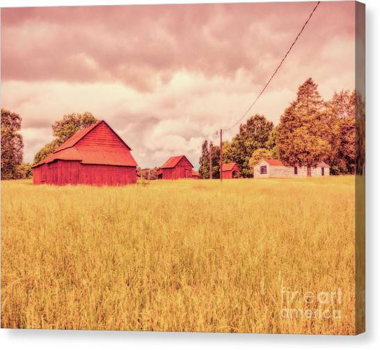 Childhood Delight Canvas Print