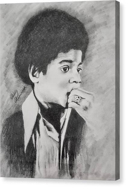 Childlike Canvas Print